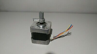 Stepper Motor Minebea Cnc Mill Lathe Router Robot Reprap Type 17pm-k103-p1v