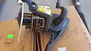 2 penni reels S 8000 2snepa rod  10-50lb + line Epping Whittlesea Area Preview