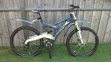 2003 Subaru Forester XS LOW KM + FREE CELL Bikes mountain bike Quakers Hill Blacktown Area Preview