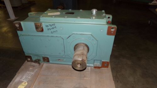 Flender (Atlanta Gear Works Rebuilt) Gear Drive Model H3SH10 Ratio 31.894/1