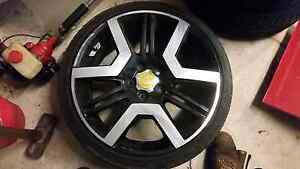 """4x Holden 20"""" HSV GTS E3 wheels and tyres set Watsonia Banyule Area Preview"""