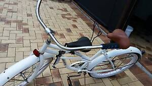 Velogear single speed ladies cruiser with child seat Bethania Logan Area Preview