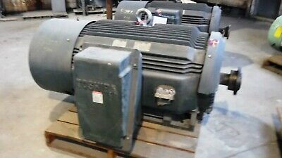 350 Hp Toshiba Ac Electric Motor 1800 Rpm Fr 5010us Tefcbb 460 V New