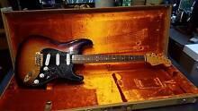 Fender stratocaster srv Bundall Gold Coast City Preview