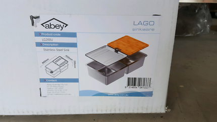 Abey Lago Undermount Sink