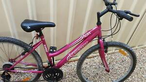 Girls 26 inch bicycle.