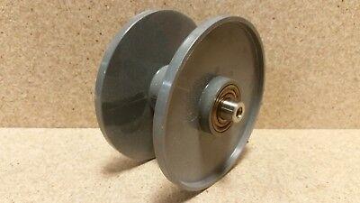 Flexlink Plastic Conveyor Pulley W Shaft Bearings 3921163 J265
