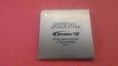Lot 2 Unit Fpga Ep3sl340f1760c3n Field Programmable Gate Array Altera Stratix