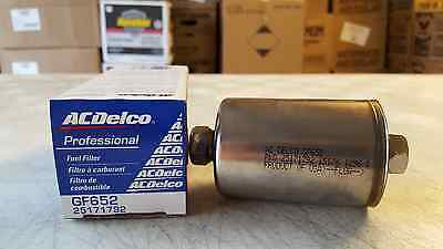 AC-DELCO PROFESSIONAL GF652 FUEL FILTERS 1982-2008