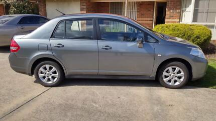 2007 Nissan Tiida Sedan Vermont Whitehorse Area Preview