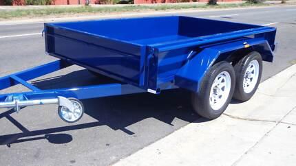 8X5 TANDEM BRAKED BOX TRAILER AUSTRALIAN MADE $2290 Morphett Vale Morphett Vale Area Preview