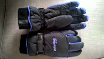 Champion Sport Thermalite ski gloves (Size 7) for sale  Shipping to Nigeria