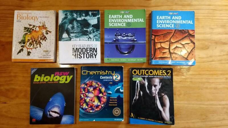 Gently used highschool textbooks for sale! | Textbooks