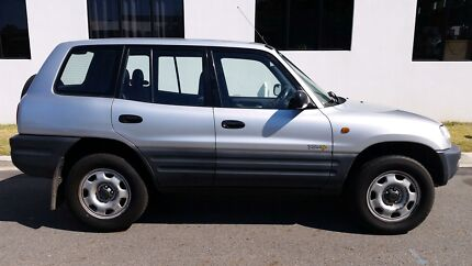 97 RAV4 in Auto JUST DONE 127 Km with RWC and Rego! East Brisbane Brisbane South East Preview