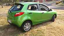 2010 Mazda Mazda2 Hatchback Meadow Heights Hume Area Preview