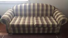 Two Sofa's In Excellent Condition!! Available Immediately Taylors Lakes Brimbank Area Preview