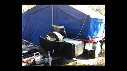 MDC 7X 4 Off-road Camper Trailer Wangara Wanneroo Area Preview