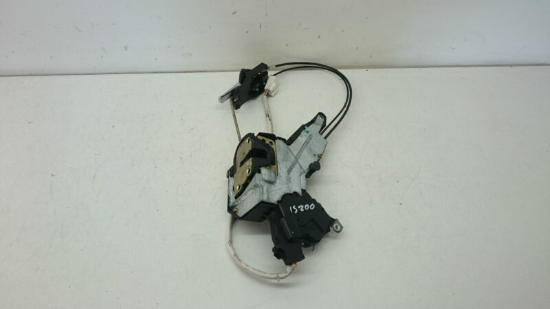 LEXUS IS200 '99-05 FRONT LEFT PASSENGER SIDE DOOR LOCK MECHANISM WITH HANDLE