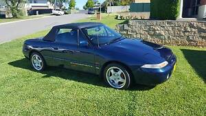 1993 Ford Capri Clubsprint Convertible Muswellbrook Muswellbrook Area Preview
