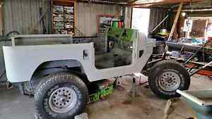 Toyota fj40 Land Cruiser 351 V8 Langwarrin Frankston Area Preview