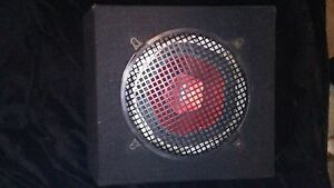 "Subwoofer, Sony 10"" 1100W (In box)"
