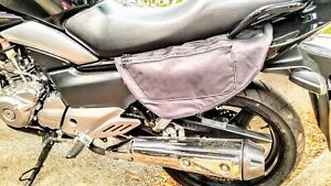 Scooter or Motorcycle Saddle Bags