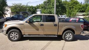2013 Ford F-150 XLT S.Crew,4X4,XLT,Loaded,V8 5.0L