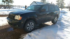2008 Jeep Grand Cherokee diesel