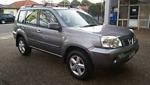 2006 Nissan X-trail Ti Luxury (4x4) 2.5L Wagon Automatic Waratah Newcastle Area Preview