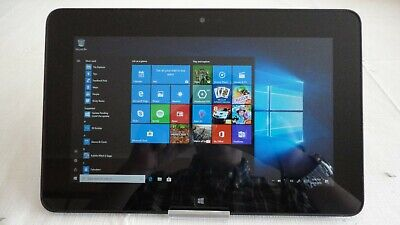 "Dell Latitude 10 ST2, 10.1"" Windows 10 Pro, Atom Z2760, 1.80GHz, (64GB)"