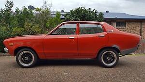 1979 Datsun 120Y Sedan Newcastle Newcastle Area Preview