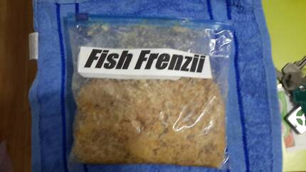 Fish frenzii