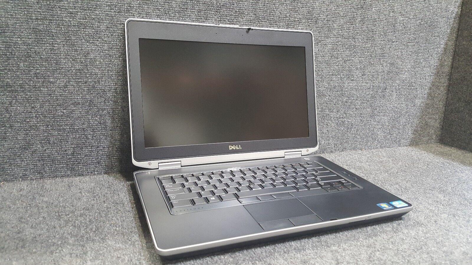 """Dell Latitude E6430 14.1"""" Intel i5-3340M 2.70GHz 320GB 4GB DVDRW HDMI W10 PRO"""