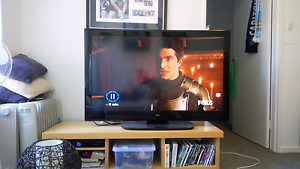 "55""TCL LCD TV Carnegie Glen Eira Area Preview"