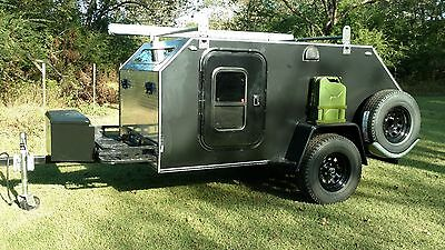 Excellent Over The Past Decade Or So, Creative Members Of The Offroad Community Have Been Developing Frankenstein  She Said That She Had Never Put A Truck Camper On A Gooseneck Trailer Before, But Didnt See Why We Couldnt Do It I Asked If
