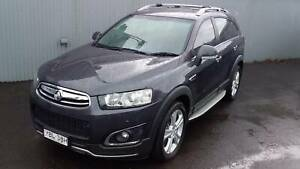 2014 HOLDEN CAPTIVA 7 LTZ AWD Richmond Hawkesbury Area Preview