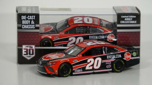 2021 CHRISTOPHER BELL #20 Rheem 1:64 Diecast Chassis In Stock Free Shipping