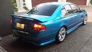 Ford XR6 manual dual fuel Runaway Bay Gold Coast North Preview