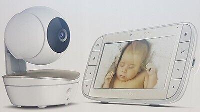 "Motorola MBP49 Digital Video Baby Monitor 5"" Colour Screen"