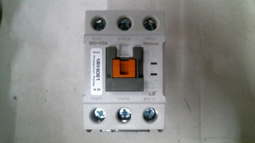 LS METASOL MC-40A CONTACTOR SIZE2 -FREE SHIPPING