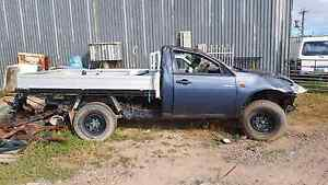 Wrecking 08 mitsubishi triton 4wd Port Pirie Port Pirie City Preview