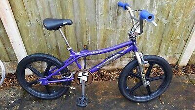 GT Performer BMX Bike Blue Skyway Mag + Original wheels Airbag tyres + Pegs
