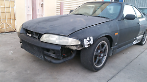 NISSAN SKYLINE R33 GTST ROLLING SHELL, SUIT SPARES, DRAG OR DRIFT Prestons Liverpool Area Preview