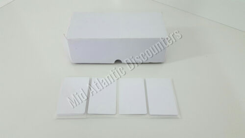 200 RFID Cards Proximity Access White Card T5577