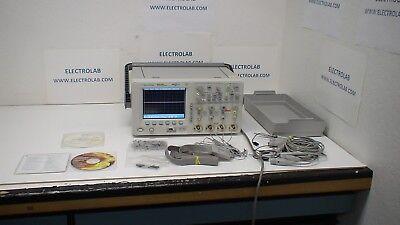 Agilent Mso6104a 1ghz 4 Gsas 4 Ch Scope 16 Ch Logic Digital Oscilloscope