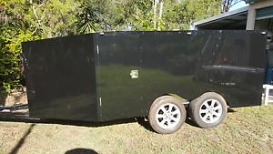Enclosed motorbike or go-kart trailer Botany Botany Bay Area Preview