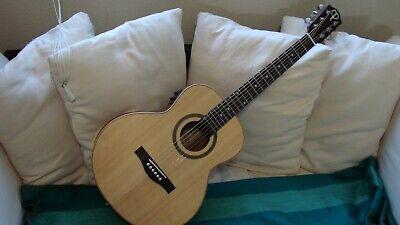 Teton Mini Jumbo Acoustic/Electric guitar with Grover 102-18C Tuners
