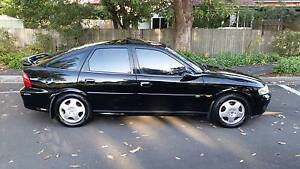 2001 Holden Vectra Hatchback V6 Manual Chatswood Willoughby Area Preview