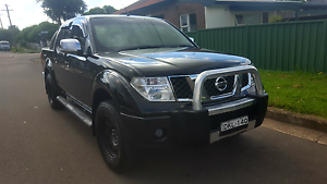NISSAN NAVARA D40 2007 STX 4X4 AUTOMATIC TURBO DIESEL Roselands Canterbury Area Preview