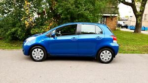 2011 Toyota Yaris P.group, Well Maintained, Aux,Traction, Certif